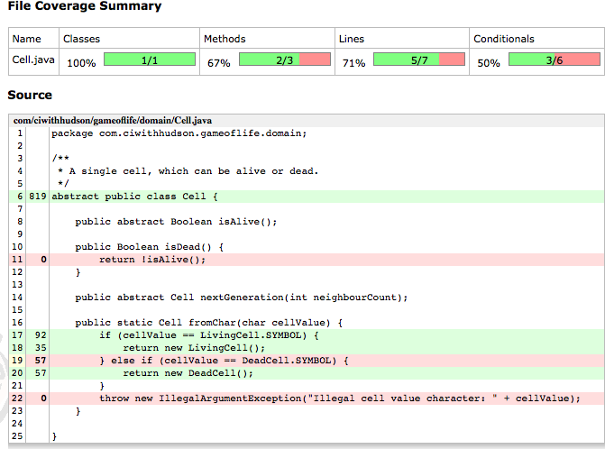 2 8  Adding Code Coverage and Other Metrics